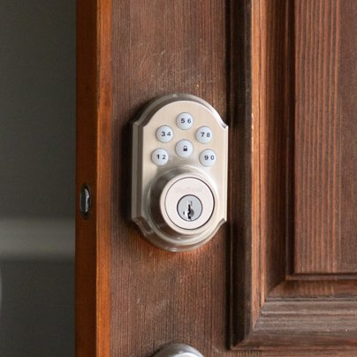 Cleveland security smartlock